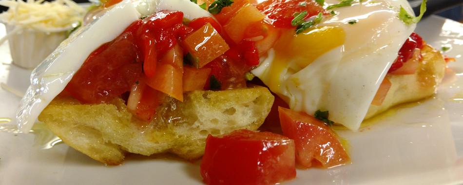 Bruschetta Morning Salad