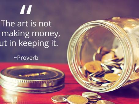 Saving Money Doesn't Mean You're Cheap
