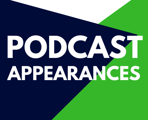 Podcast Appearances