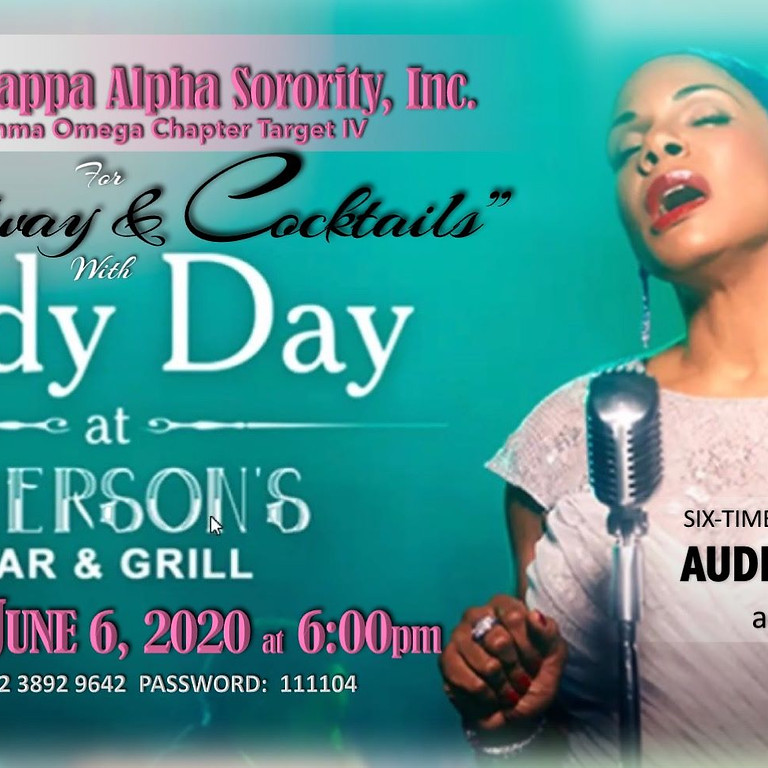Broadway With Lady Day