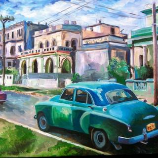 """Картина """"Куба"""""""