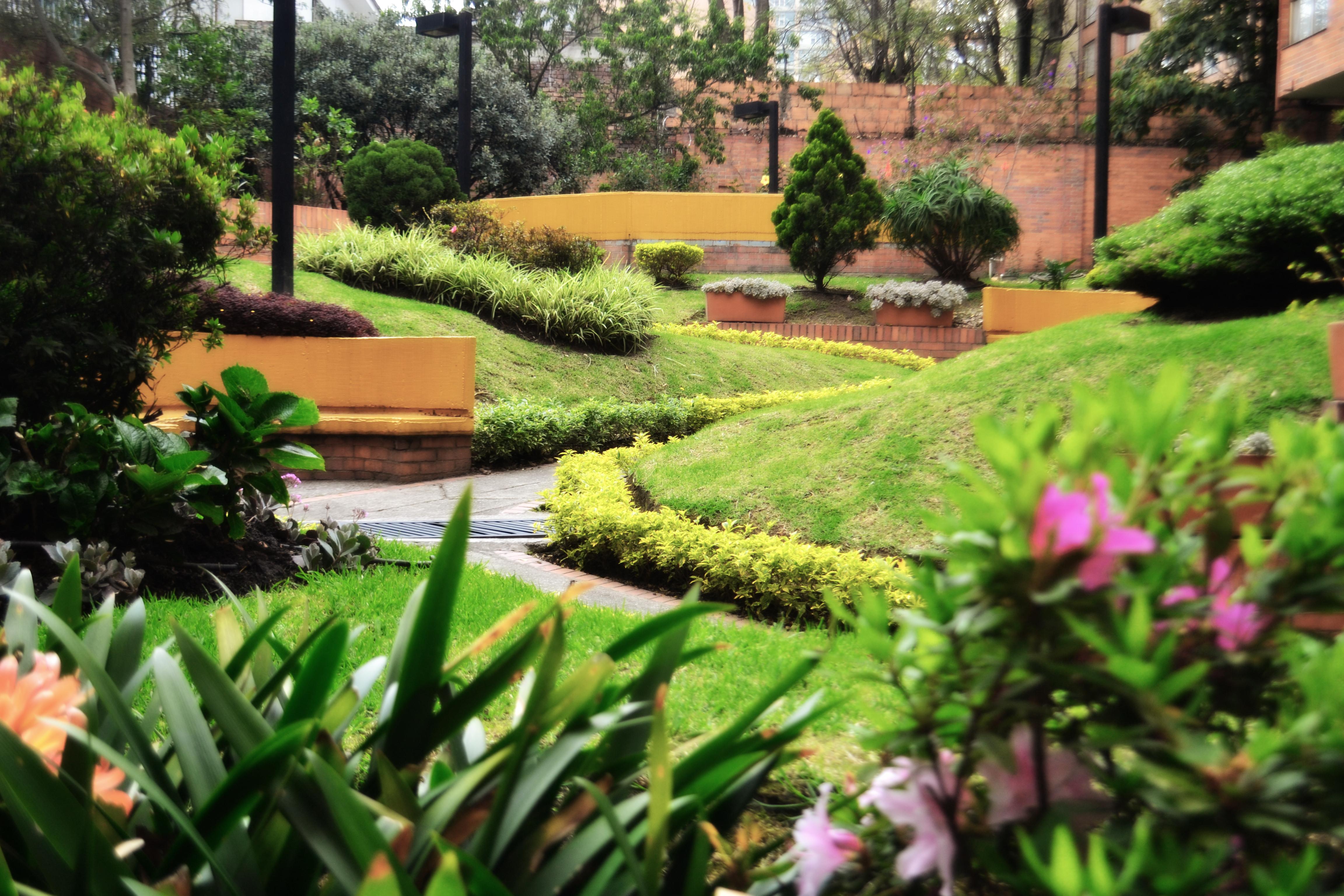 Jardín Central