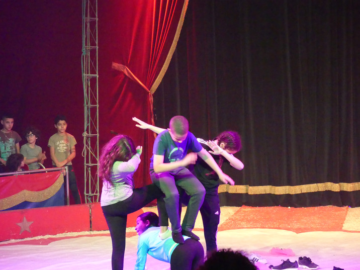 acrobatie initiation