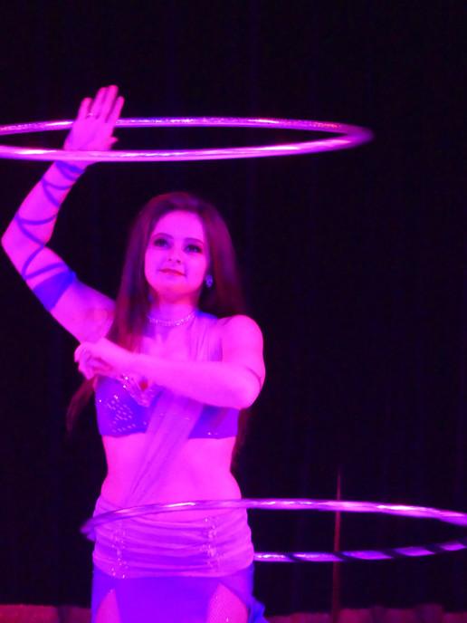 spectacle anneau
