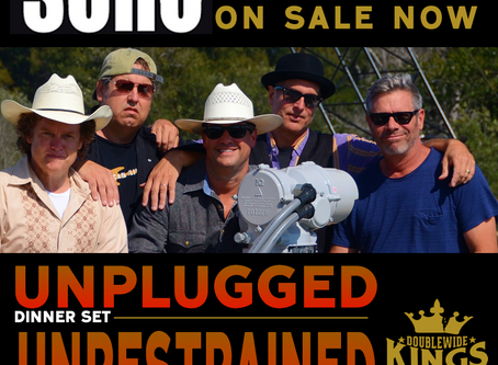 Unplugged and Unrestrained