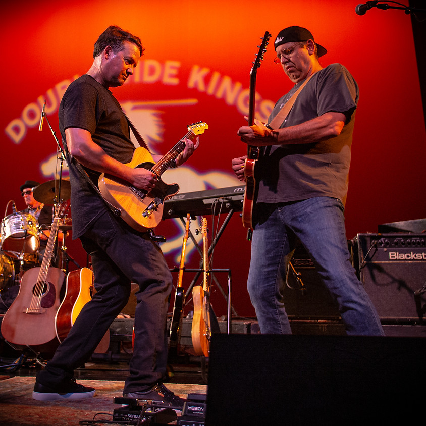 """Doublewide Kings """"Live at the Alcazar Theatre"""""""