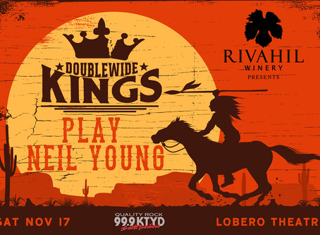 """Doublewide Kings to """"Play Neil Young""""  at the Lobero Theatre"""