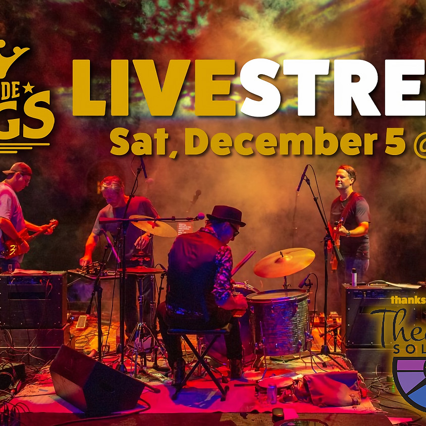 Solvang Theaterfest presents Doublewide Kings Livestream Concert on Sat, Dec 5