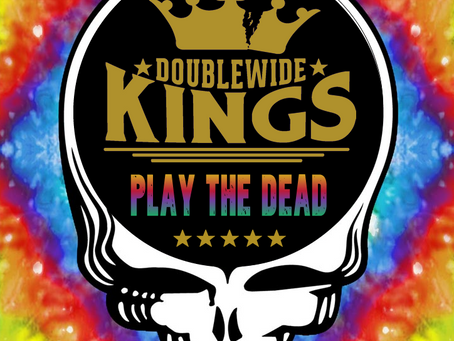 DOUBLEWIDE KINGS RELEASE FIFTH LIVE ALBUM - PLAY THE DEAD