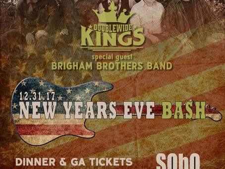 NEW YEARS EVE BASH - ON SALE NOW