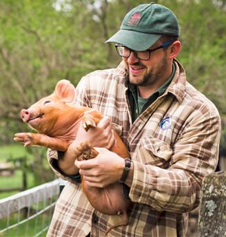 George Conklin, Shelburne Farms