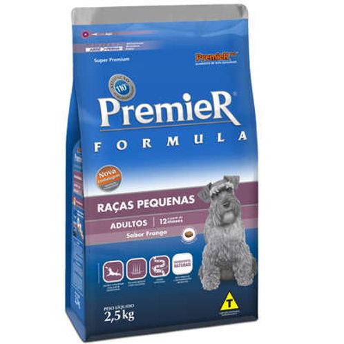 Ração Premier Pet Formula Cães Adultos Raças Pequenas - 2,5 Kg