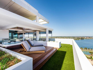 Luxury living in Perth rentals