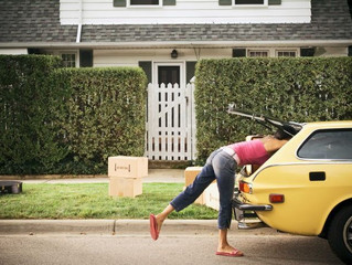 Could moving house often be the new normal?