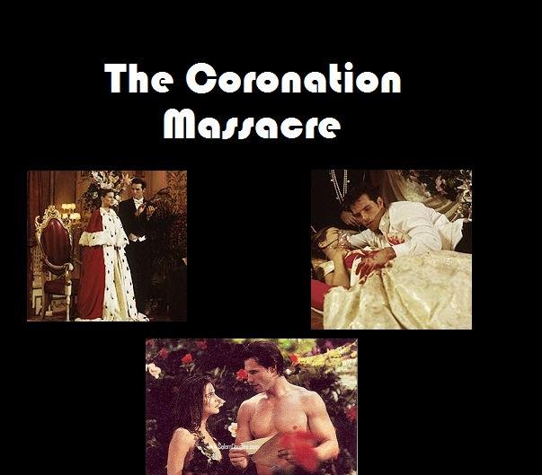 Coronation Massacre/Virtual Eden - Days of Our Lives