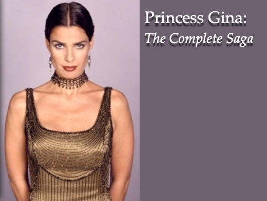 Princess Gina - Days of Our Lives