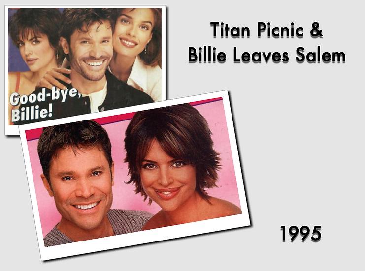 Titan Picnic/Billie Leaves Salem - Days of Our Lives
