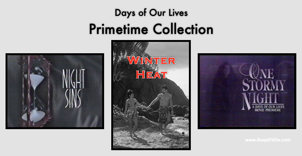Primetime Collection - Days of Our Lives