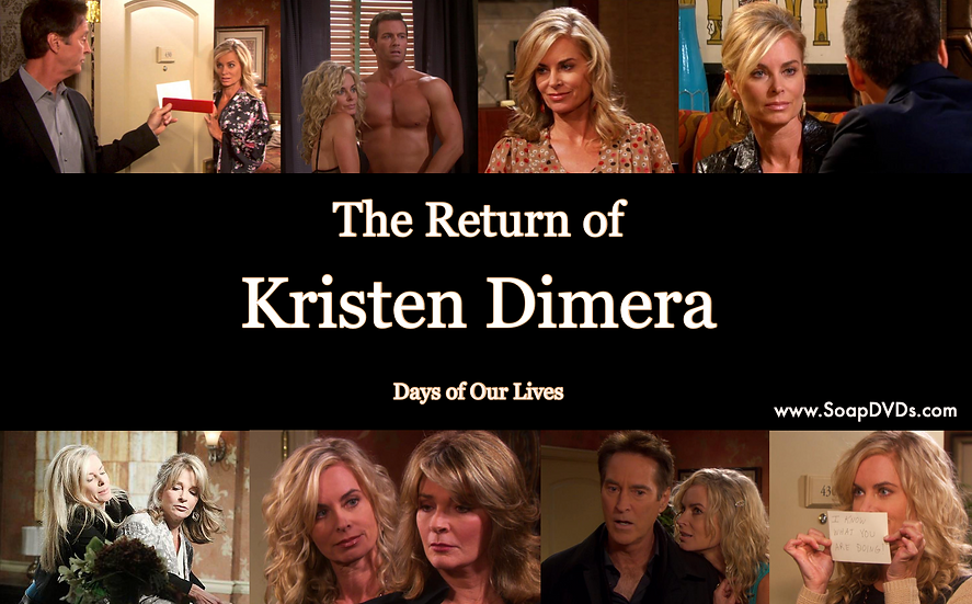 Kristen's Return - Days of Our Lives