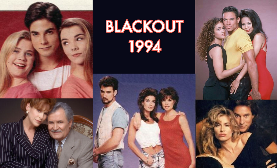 Blackout 1994 - Days of Our Lives