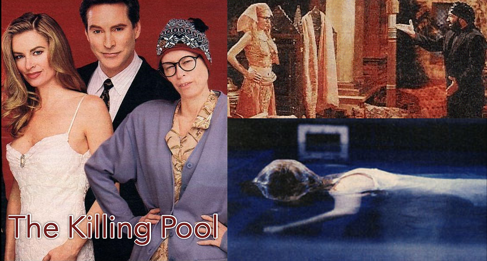 The Killing Pool - Days of Our Lives
