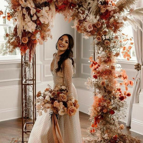 WEDDING TRENDS: FALL INSPIRATION