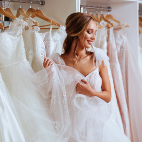 THE DRESS: YOU'LL FIND THE ONE