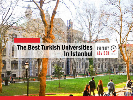 What are the best Turkish universities in Istanbul?