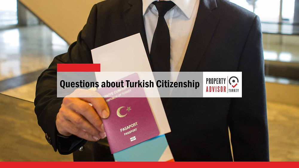 Questions about Turkish citizenship