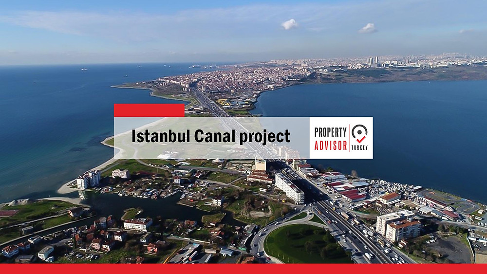 Istanbul Canal project: