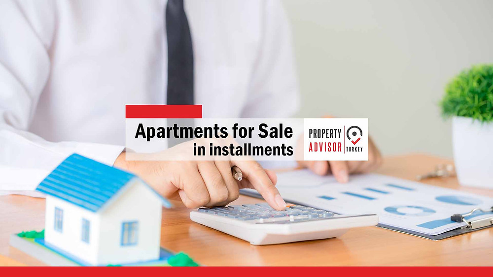 apartments for sale in installments