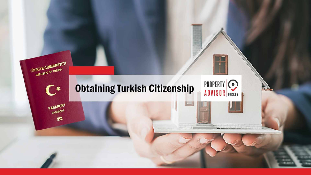 obtaining Turkish citizenship