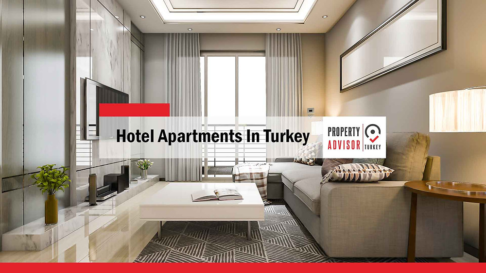 hotel apartments in Turkey ... a successful and guaranteed investment.