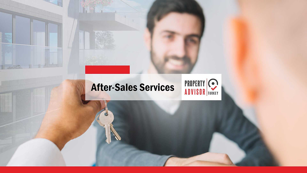 after-sales services