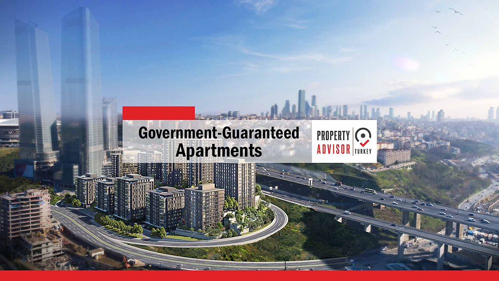 government-guaranteed apartments