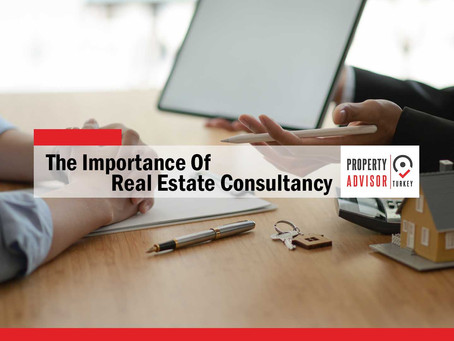 Why is a real estate consultancy important when buying a property in Turkey?