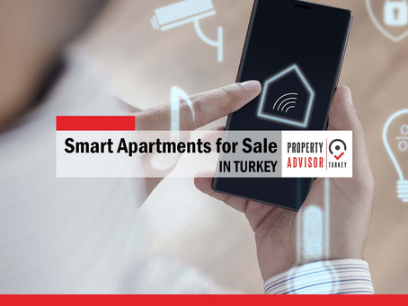 smart apartments for sale in turkey