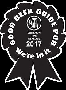 Image result for good beer guide 2017 logo
