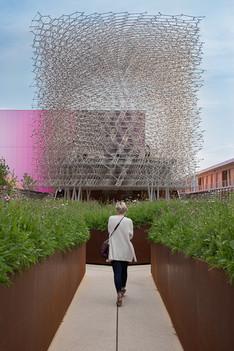 World Expo UK Pavillon