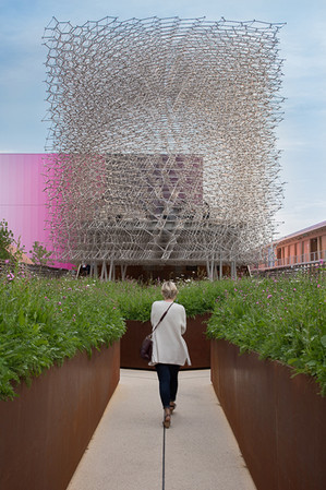 World Expo UK Pavillon