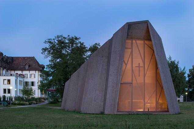 Saint Loup chapel
