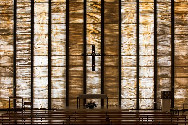 Saint Pius church