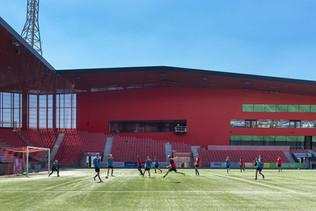 Maladière stadium