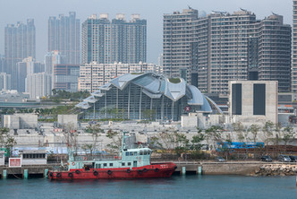 West Kowloon station