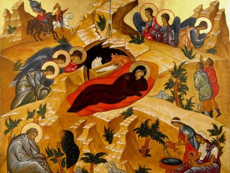 Рождественское послание Председателя Архиерейского Синода Соборной Православной Апостольской Церкви