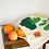 """Thumbnail: Sac en coton """"Fruits et légumes"""""""
