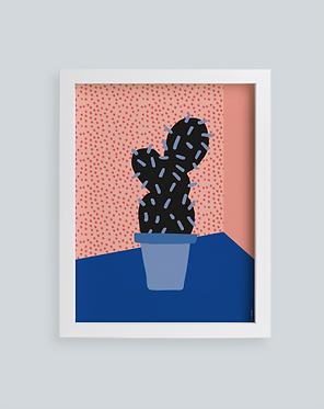 Cactus noir