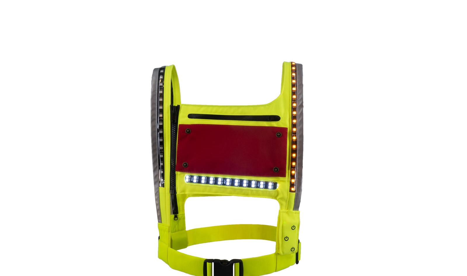 Nova Emergency Rear Säkerhet LED belysni