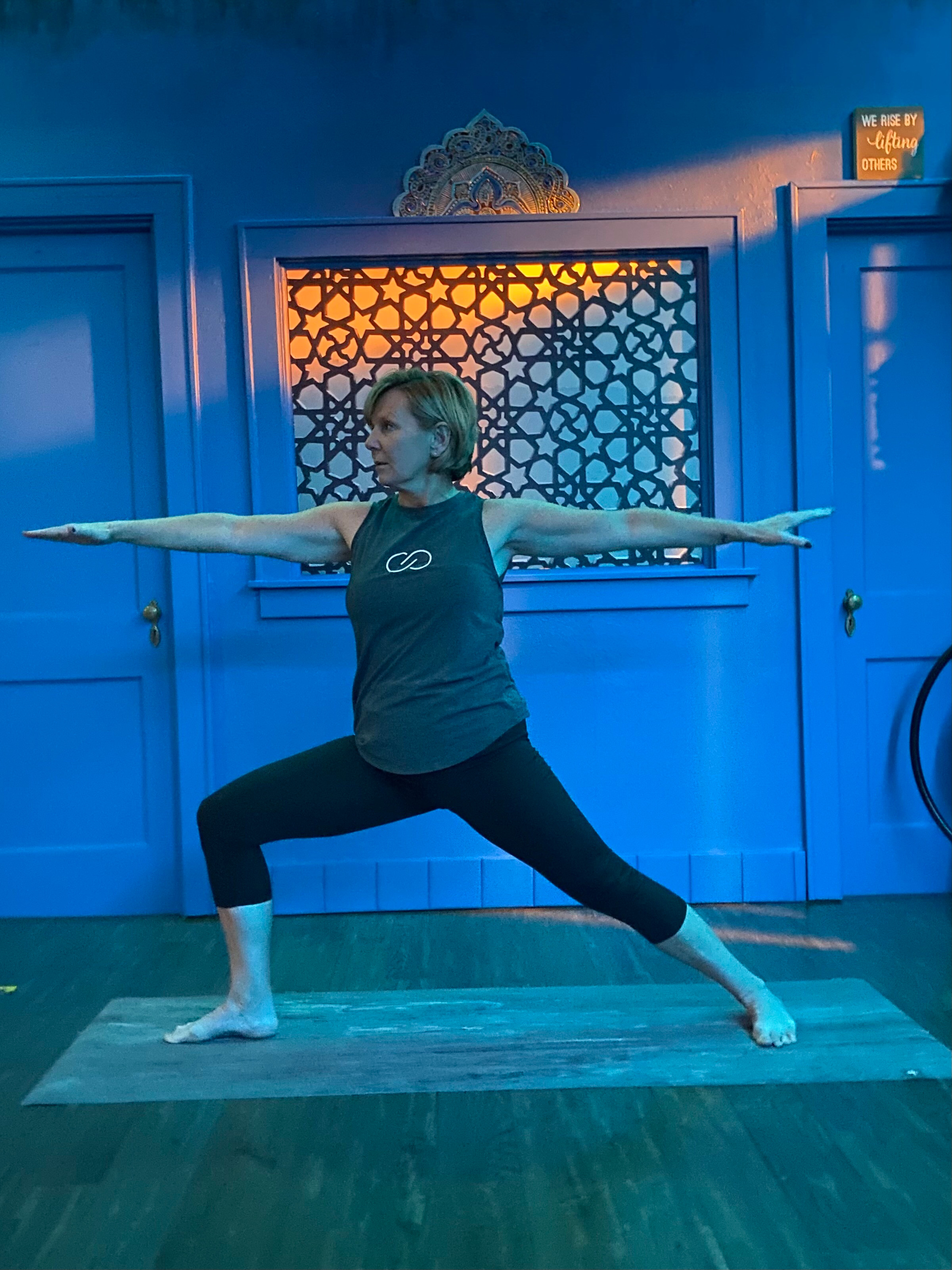 New Year-New You; Yoga to Heal