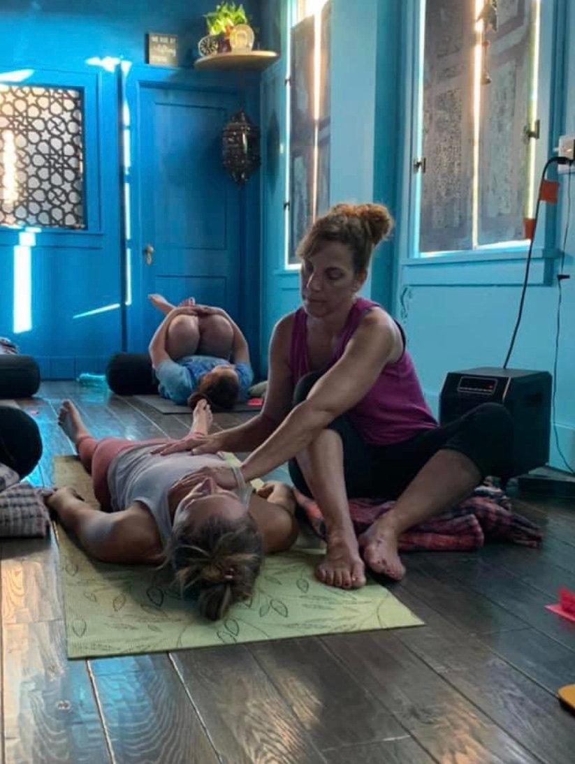 YinYasa Yoga with Distance Reiki